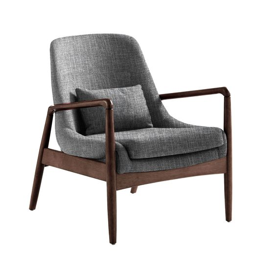 lounge chair|easy chair|armchair