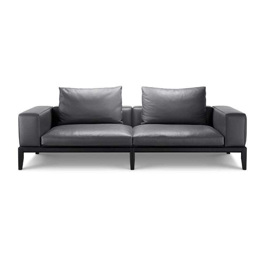 Living Room Sofa Genuine Leather Sofa Italy Sofa