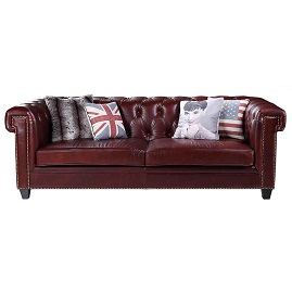 Leather sofa|Living room Furniture|custom made furniture