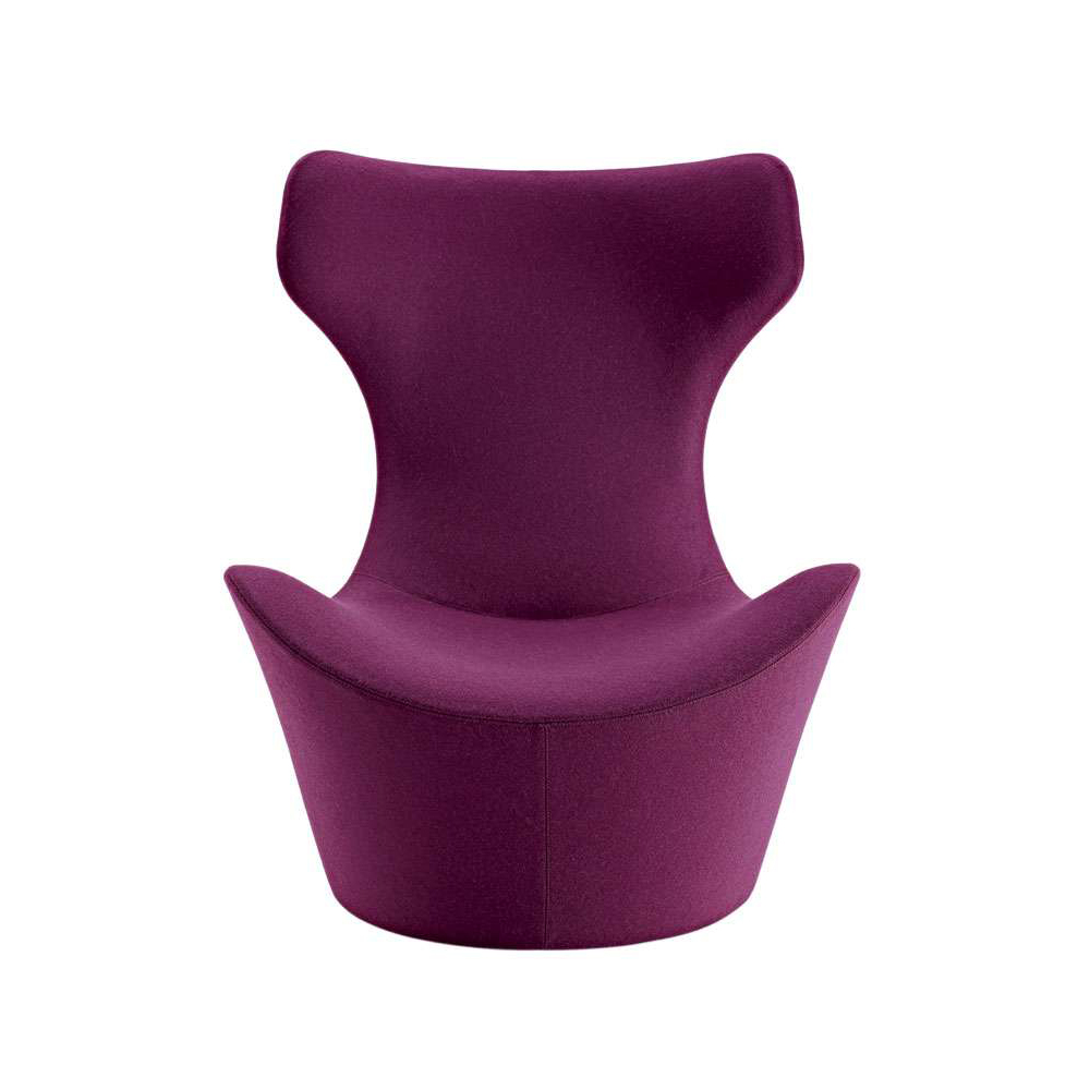 Papilio chair,Italy lounge chair