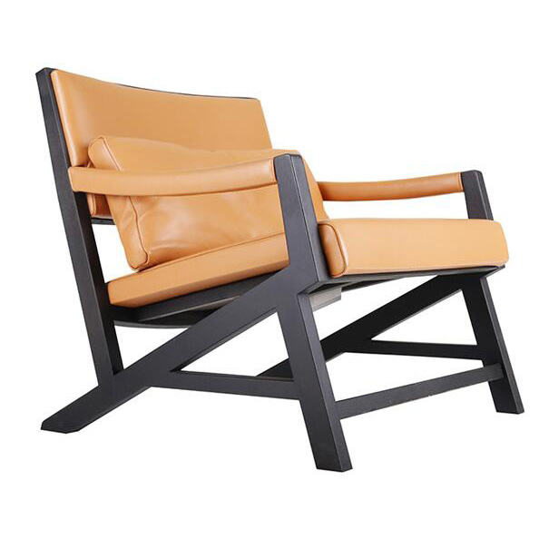Comtemporary accent armchair