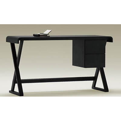 Wooden Home office Desk with drawer