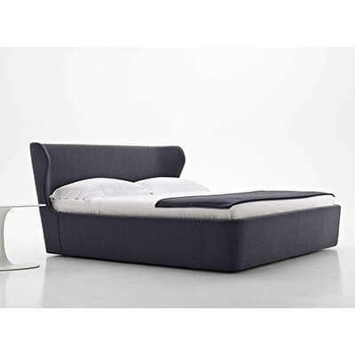 Italy comtemporary platform bed