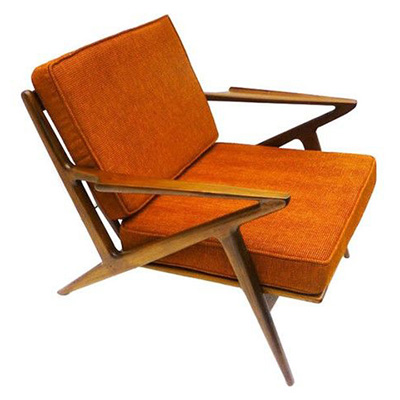 Selig Z lounge chair