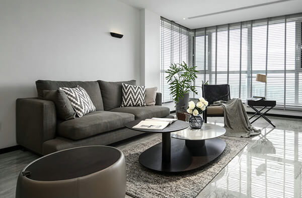 Contemporary Apartment Furniture|Grand River Community,Zhuhai