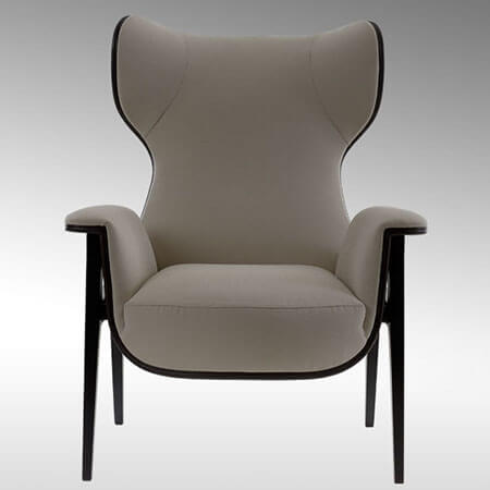 Fendi Cerva Armchair|Italy Luxury Chair