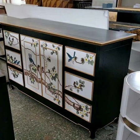 custom made accent cabinet factories&manufacturers