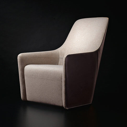 custom made chair Walter Knoll foster 520