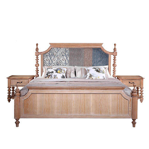 bedroom furniture|solid wood bed|Headboard