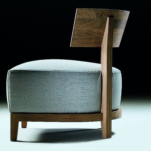Flexform Thomas armchair replica