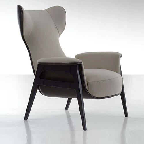 Italy Fendi Lounge Chair Replica