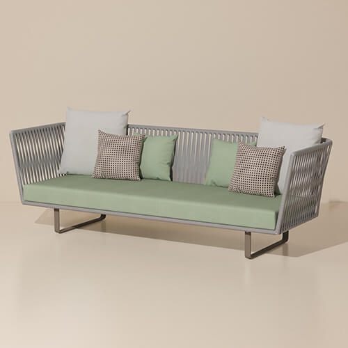 China kettal Bitta outdoor sofa