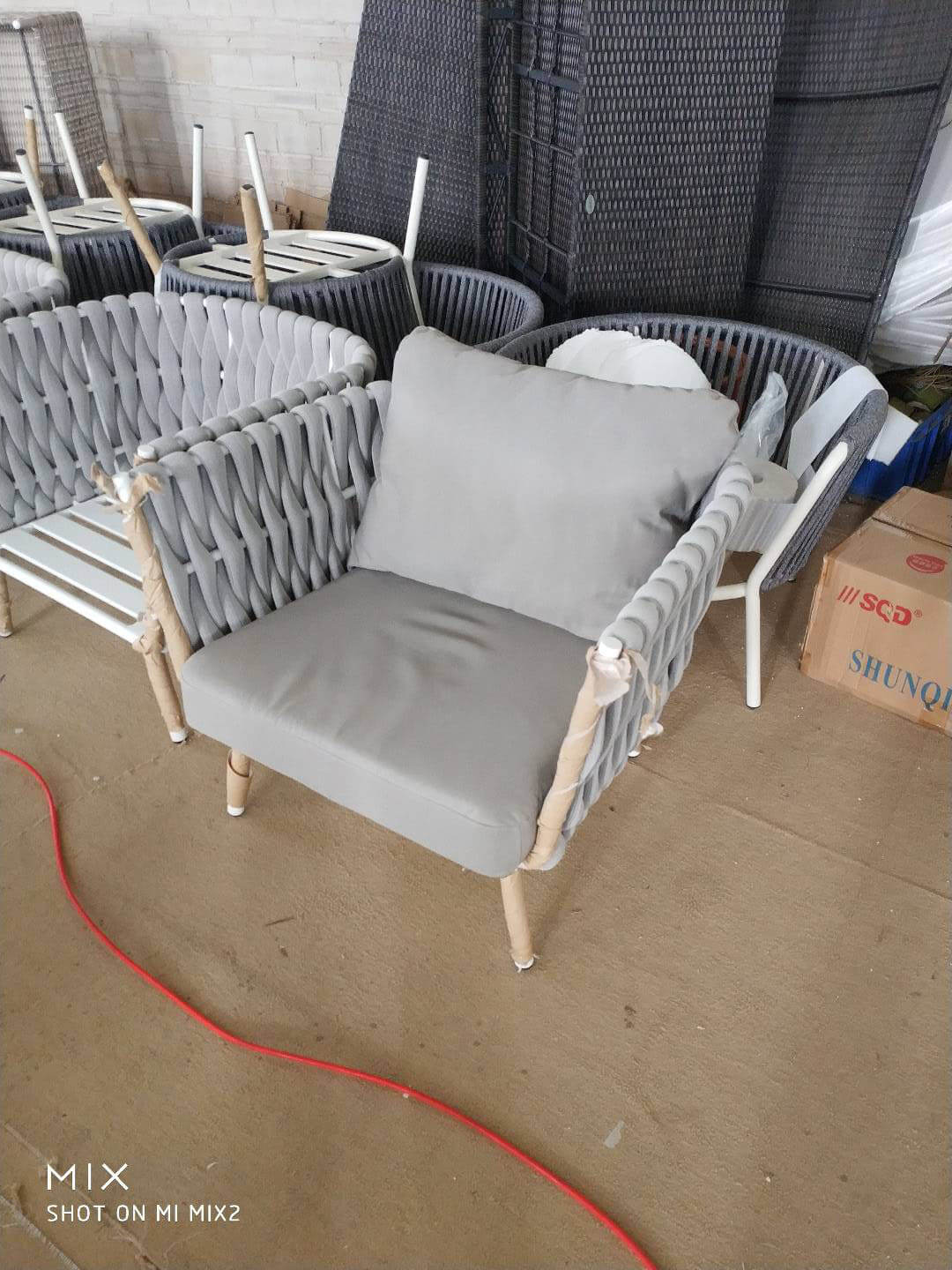 china custom made outdoor furniture suppliers