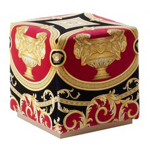 china versace carre stools