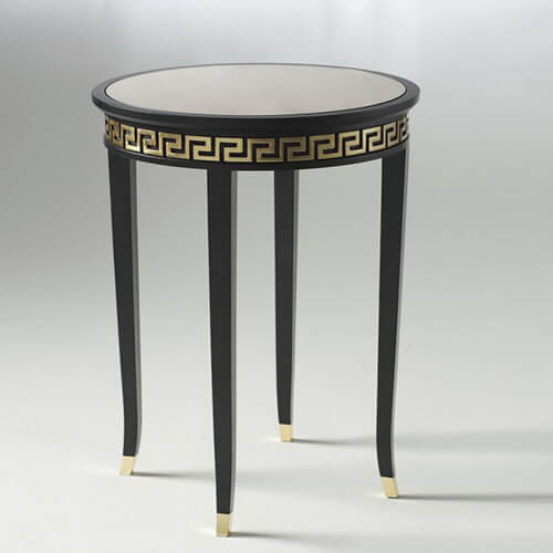 china customized versace meandre side table replica factory manufacturer