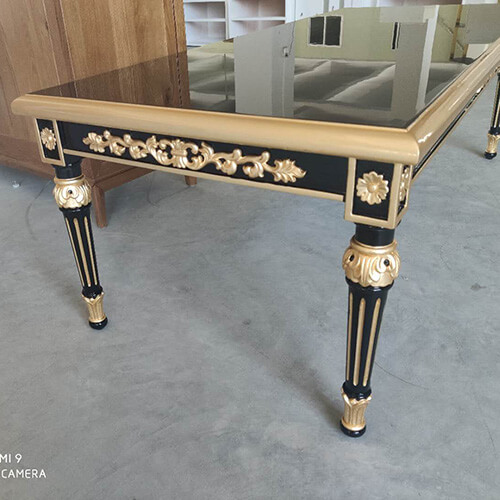 china customized made versace vanitas coffee table factory
