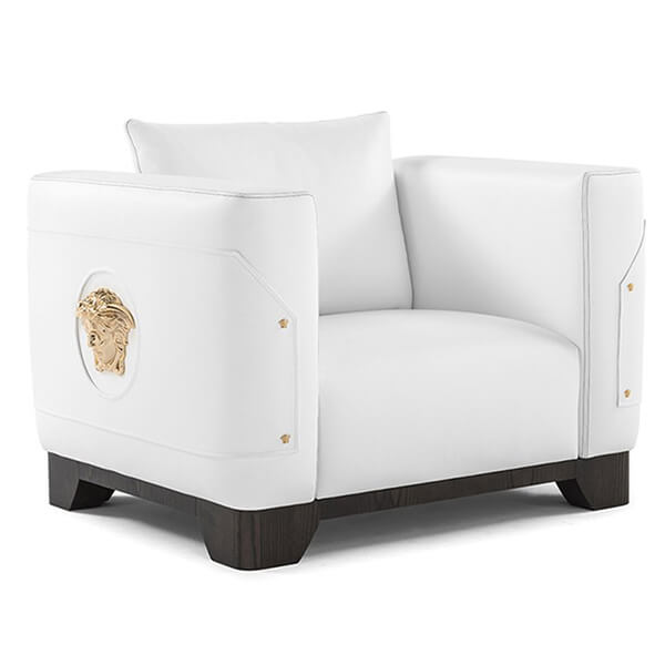 China versace medusa accent sofa copy